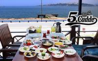 Kız Kulesi Manzarası'nda Salacak Cafe 5. Cadde'de Enfes Kahvaltı Keyfi 19.90'dan Başlayan Fiyatlarla