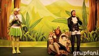Eğlence ve Eğitim Dolu Aslan İle Fare Adlı Çocuk Tiyatro Oyununa Biletler!