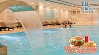 The Ness Thermal Hotel'de Hamburger Menü ve Tüm Gün Tesis Kullanımı!