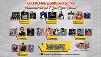 Antalya'da Yılın En İddialı Gençlik Festivali Dreamland Summer Fest'19 İle 7 Gün 7 Gece Eğlence!