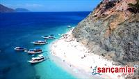 Öğle Yemeği Dahil Adrasan Suluada Tekne Turu ile Mavi Yolculuk!