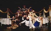 Kahkaha Tufanı Trajikomik Bir Düğün 'Yılın Düğünü' Tiyatro Oyunu Bileti 40 TL Yerine 28 TL