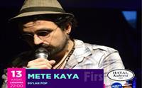 Hayal Kahvesi Emaar Square'da Mete Kaya ile 80'ler ve 90'lar Konser Bileti 20 TL yerine 15 TL