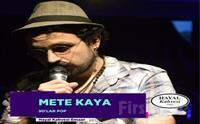 Hayal Kahvesi Emaar Square'da Mete Kaya ile 90'lar Konser Bileti 40 TL yerine 20 TL