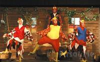 Çocuklarınız İçin 'Bir Kümes Müzikali' Tiyatro Oyunu Bileti 40 TL yerine 28 TL