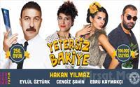 Kahkahası Bol Komedi Oyunu YETERSİZ BAKİYE Tiyatro Bileti 67 TL yerine 40,50 TL