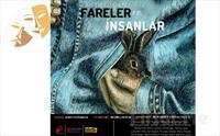 Steınbeck'in Ünlü Romanından Uyarlanan 'Fareler ve İnsanlar' Tiyatro Oyunu Bileti 56 TL Yerine 35 TL