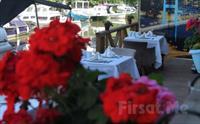 Anadolu Hisarı Göksu Nehir Restaurant'ta Yöresel Lezzetlerden Oluşan Serpme Kahvaltı Keyfi 50 TL Yerine 24.90 TL