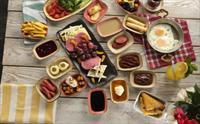 İcone Cafe Esenyurt'un Şık Sunumuyla Leziz Serpme Kahvaltı