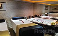 Şişli Mercure Hotel Bomonti Harmony Spa'da Profesyonel Terapistler Eşliğinde 50 Dk Masaj, Kese Köpük, SPA Kullanımı Çiftlere Özel Seçeneklerle 69...