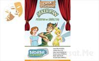 Birdirbir Çocuk Tiyatrosu'ndan 'Peter Pan' Tiyatro Oyunu 34 TL yerine 21 TL