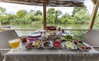 Göksu Nehri Kenarında Ağva El Rio Motel'de Kahvaltı Keyfi 50 TL Yerine Sadece 34.90 TL