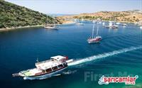 Halikarnas İskeleden Hareketle Tam Gün Yemekli Bodrum Tekne Turu 39 TL'den Başlayan Fiyatlarla