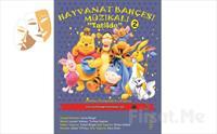 Kumbara Görsel Sanatlar Tiyatrosu'ndan Hayvanat Bahçesi Müzikali Çocuk Tiyatro Oyun Biletleri 45 TL Yerine 27 TL