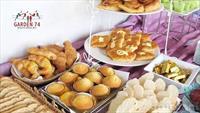 Garden 74'te Sınırsız Çay Eşliğinde Serpme Kahvaltı Keyfi!