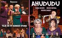Suna Keskin, Melek Baykal ve Nedim Saban'ın Muhteşem Performansları ile 'Ahududu' Tiyatro Oyun Bileti 78.50 TL yerine 47 TL