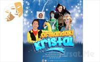 1001 Sanat'tan Ormandaki Kristal Çocuk Tiyatro Oyun Bileti 34 TL Yerine 20 TL