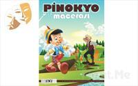 Dünya Çocuk Edebiyatının Başyapıtlarından Pinokyo Macerası Müzikli Çocuk Tiyatro Oyun Bileti 34 TL Yerine 20 TL