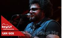 Beyrut Performance Kartal Sahne'de 5 Nisan'da Can Gox Konser Bileti 45 TL Yerine 19 TL'den Başlayan Fiyatlarla