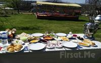 Polonezköy Mimoza Park'ta Yemyeşil Doğa İçerisinde Semaver Eşliğinde Serpme Kahvaltı