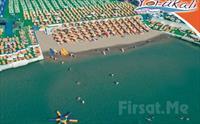 Deniz, Kum, Güneş Sizi Bekliyor Büyükada Yörükali Plajı Giriş, Şezlong, Şemsiye 35 TL Yerine 22.90 TL'den Başlayan Fiyatlarla