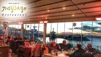 Kalamış Paysage Restaurant'ta Muhteşem Deniz Manzarasına Karşı Limitsiz Yerli İçecekli Balık Menüsü!