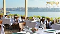 Kalamış Paysage Restaurant'ta Binbir Çeşit Serpme Kahvaltı Keyfi!