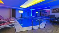 Şişli Lausos Palace Hotel Initium Spa'da Kese Köpük Masajı ve Spa Kullanımı!