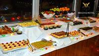 Tarihi Yarımada Bekdaş Hotel Deluxe'de 100 Çeşit Açık Büfe Kahvaltı Keyfi!
