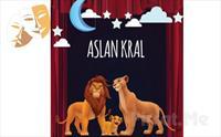 Çocuklarınız İçin Aslan Kral Tiyatro Oyun Bileti 34 TL yerine 22 TL
