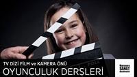Marmara Sanat Akademisi Kadıköy ve Şişli'de Tv Dizi Film ve Kamera Önü Oyunculuk Dersi