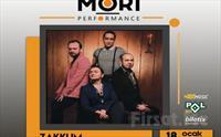 Mori Performance'da 25 Nisan'da Zakkum Konser Bileti 45 TL yerine 33 TL'den Başlayan Fiyatlarla